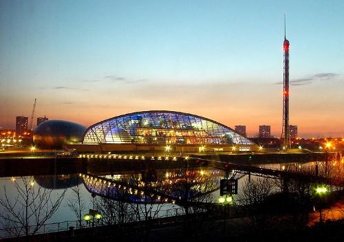 Cursos de Inglés en Glasgow