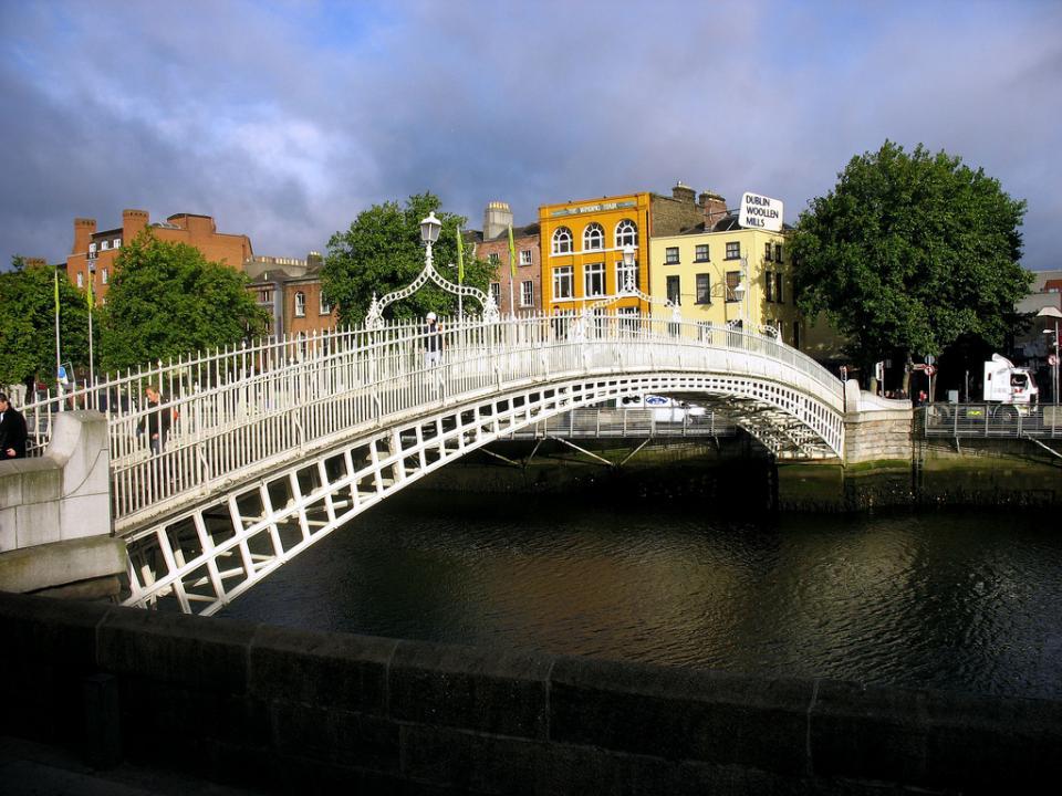 Cursos de Inglés en Dublín Temple Bar - Kaplan